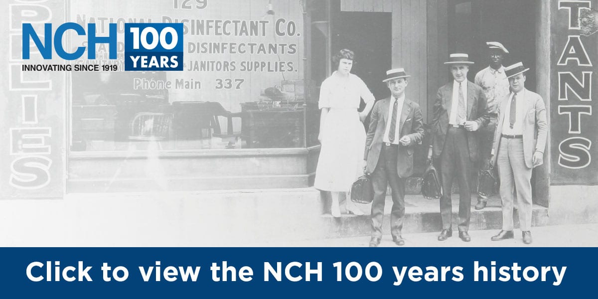 100 years of NCH
