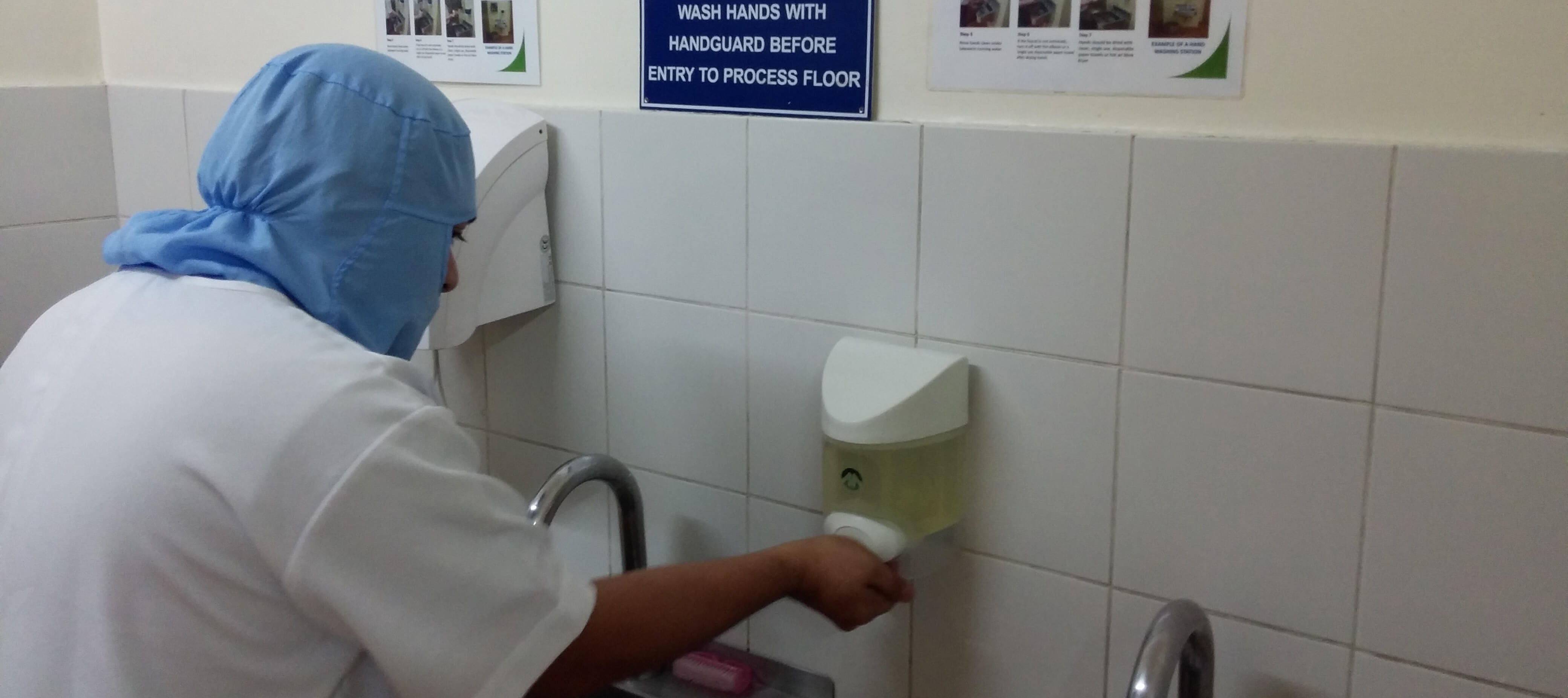 Hand Care Personal Hygeine Nch Asia